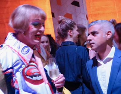 Evening Standard, Grayson Perry, Sadiq Khan, Evening Standard