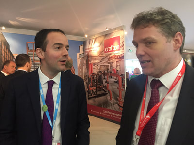 MIPIM, James Murray, Mayor of London, Darren Rodwell, Barking and Dagenham